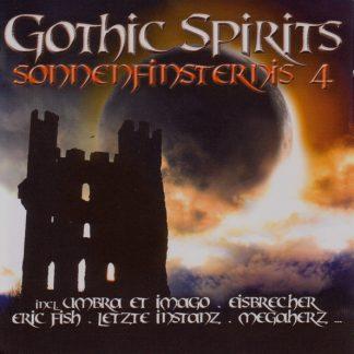 Various Artists - Gothic Spirits presents Sonnenfinsternis 4 CD