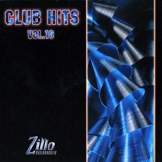 Various Artists - Zillo Club Hits vol. 10 CD