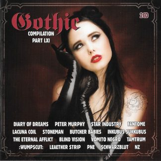 Various Artists - Gothic Compilation part 61 2CD