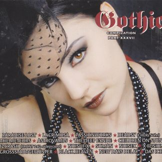 Various Artists - Gothic Compilation part 37 2CD
