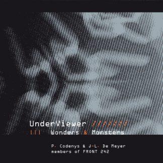 Underviewer - Wonders & Monsters CD (digipak)