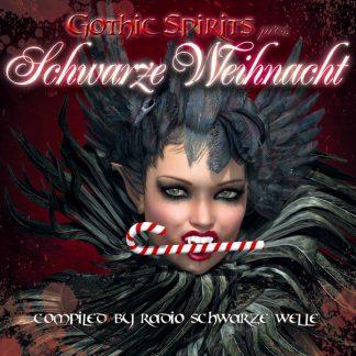 Various Artists - Gothic Spirits presents Schwarze Weihnacht CD