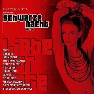Various Artists - Schwarze Nacht – Tanz 6 CD