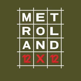 Metroland - 12x12 4CD Box