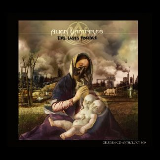 Alien Vampires - Evil lasts forever 6CD Box