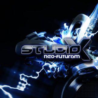 Studio-X - Neo-futurism 2CD