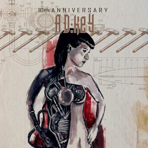 AD:keY - 10th anniversary AD:keY CD