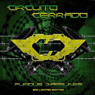 Circuito Cerrado - Furious Basslines 2CD