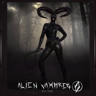 Alien Vampires - Evil twins EP