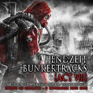 Various Artists - Endzeit bunkertracks [act 8] 4CD