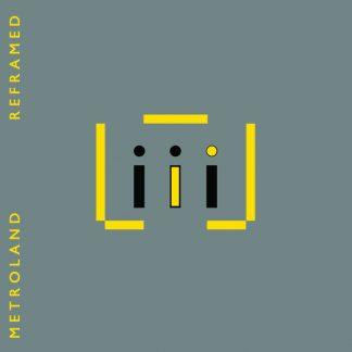 Metroland - Reframed EP