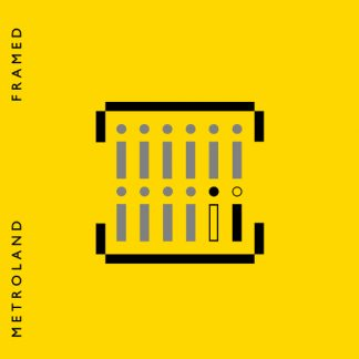 Metroland - Framed 2LP (Yellow + CD)