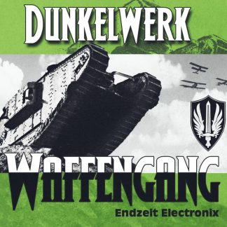 Dunkelwerk - Waffengang CD