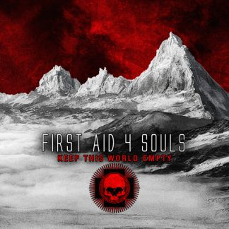 First Aid 4 Souls - Keep This World Empty CD