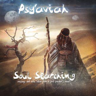 Psy'Aviah - Soul Searching CD