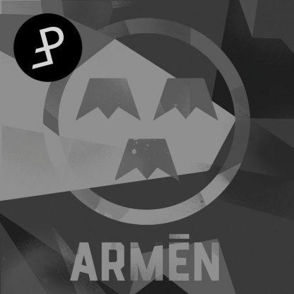 Pouppée Fabrikk - Armén (Limited Black Vinyl) LP