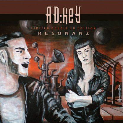 AD:keY - Resonanz 2CD