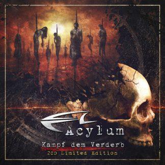 Acylum - Kampf Dem Verderb 2CD box