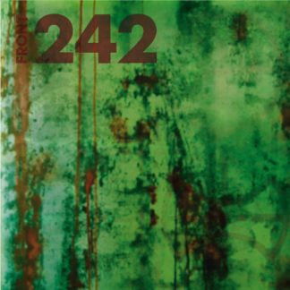 Front 242 - 91 2xLP (live in EU - Color Vinyl) Box