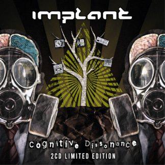 Implant - Cognitive Dissonance 2CD