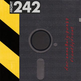 Front 242 - Ancienne Belgique 89 - Front By Front