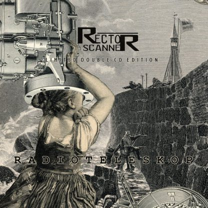Rector Scanner - Radioteleskop 2CD